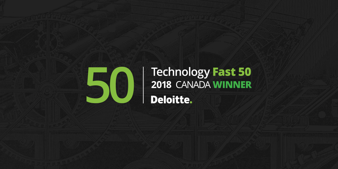 Arcane Recognized As One Of Deloitte's Technology Fast 50™ Companies
